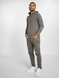 Bangastic / Hoodie Velco in grey