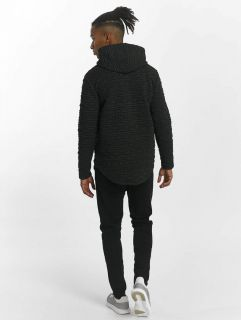 Bangastic / Zip Hoodie Ethno in grey