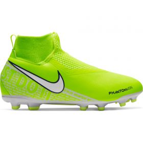 Nike Jr Phntom Vsn Academy Df Firm Ground Football Boots - Kids