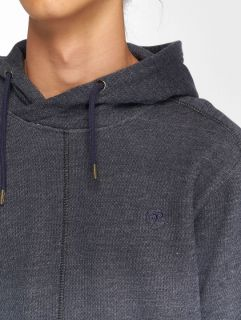 Just Rhyse / Hoodie Clover Pass in blue