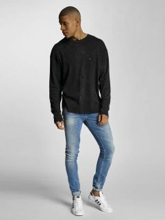 Bangastic / Jumper Crinkle in black