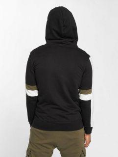 Bangastic / Zip Hoodie Holymoly in black