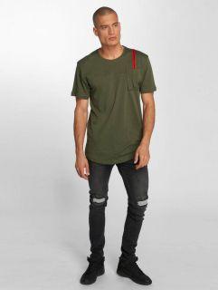 Bangastic / Slim Fit Jeans Vinny in black