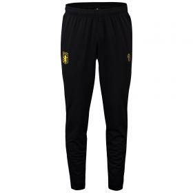 Aston Villa Tapered Training Pants - Black