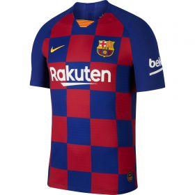 Barcelona Home Vapor Match Shirt 2019-20 - Kids with Jordi Alba 18 printing