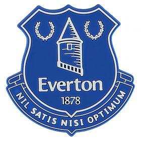Everton 3D PVC Crest Magnet