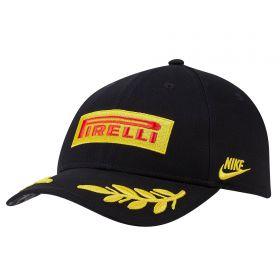 Inter Milan Pirelli L91 Cap - Black