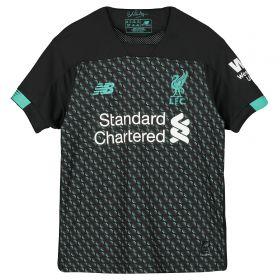 Liverpool Third Shirt 2019-20 - Kids