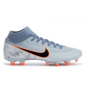 Nike Superfly 6 Academy Firm Ground Football Boots - Grey