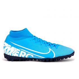Nike Mercurial Superfly 7 Academy Astroturf Trainers - Blue