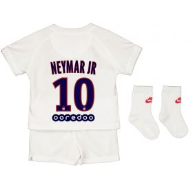 Paris Saint-Germain Third Stadium Kit 2019-20 - Infants with Neymar Jr 10 printing