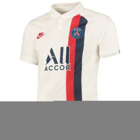 Paris Saint-Germain Third Vapor Match Shirt 2019-20 with Gana 27 printing