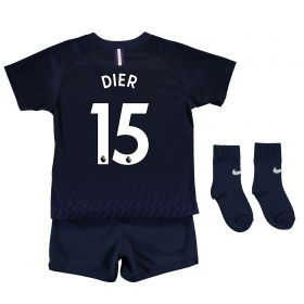 Tottenham Hotspur Away Stadium Kit 2019-20 - Infants with Dier 15 printing