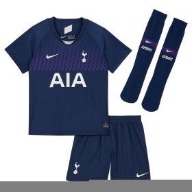 Tottenham Hotspur Away Stadium Kit 2019-20 - Infants with Son 7 printing