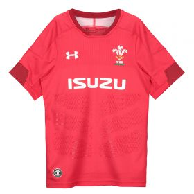 Wales Home Jersey - Junior