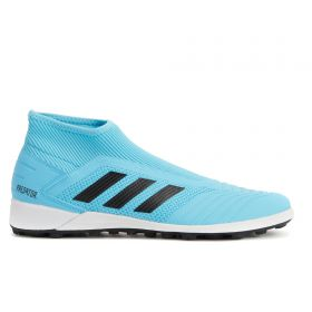 adidas Predator 19.3 Leather Astroturf Trainers - Blue