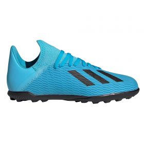adidas X 19.3 Astroturf Trainers - Blue - Kids