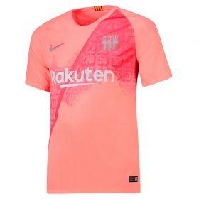 Barcelona Third Stadium Shirt 2018-19 with Jordi Alba 18 printing