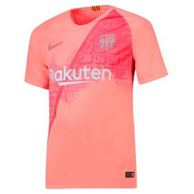 Barcelona Third Stadium Shirt 2018-19 with Suárez 9 printing