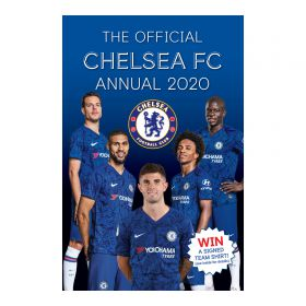 Chelsea Official Annual 2020 - Hardcover
