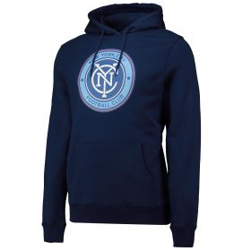 New York City FC Core Hoodie - Navy - Mens