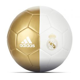 Real Madrid Captains Ball - White