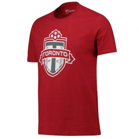 Toronto FC Core T Shirt - Red - Mens