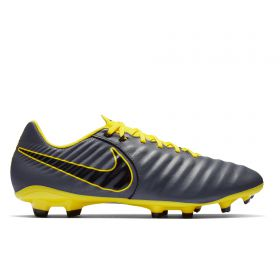 Nike Tiempo Legend 7 Academy Firm Ground Football Boots - Grey