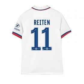 Chelsea Away Cup Stadium Shirt 2019-20 - Kids with Reiten 11 printing