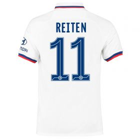 Chelsea Away Cup Stadium Shirt 2019-20 with Reiten 11 printing