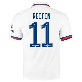 Chelsea Away Cup Vapor Match Shirt 2019-20 with Reiten 11 printing