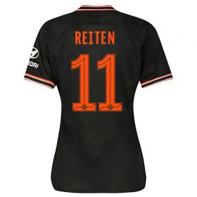 Chelsea Third Cup Stadium Shirt 2019-20 - Womens with Reiten 11 printing