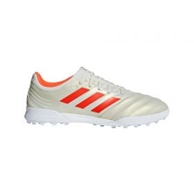 adidas Copa 19.3 Astroturf Trainers - White
