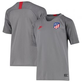 Atlético de Madrid Strike Training Top - Grey - Kids