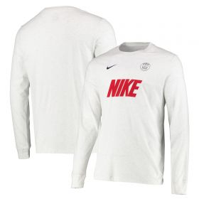 Paris Saint-Germain Nike Long Sleeve Dry T-Shirt Match CL