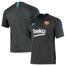 Barcelona Nike Breathe Strike Top Short Sleeve