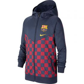 Barcelona Nike NSW Woven Authentic Jacket