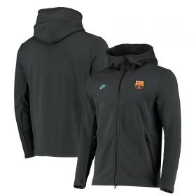 Barcelona Tech Pack Full Zip Hoodie CL - Mens