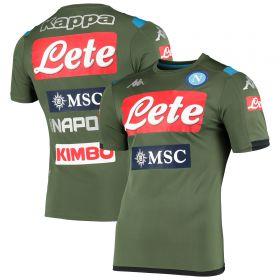 SSC Napoli Training Jersey