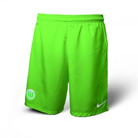 VfL Wolfsburg Away Short 2016-17 - Kids