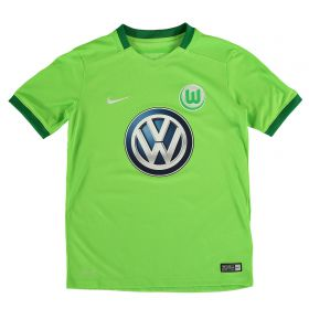 VfL Wolfsburg Home Shirt 2016-17 - Kids