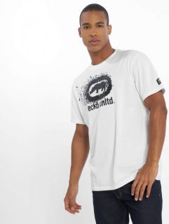 Ecko Unltd. / T-Shirt Dispersion in white