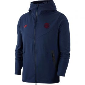 Paris Saint-Germain Nike Tech Pack Fullzip Hoodie CL - Men's
