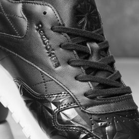 Дамски Маратонки REEBOK CLassic Leather Hype Metallic Trainers