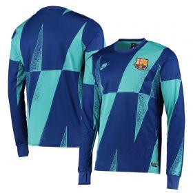 Barcelona Pre Match Dry Crew CL - Mens