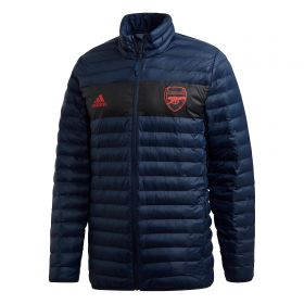 Arsenal Seasonal Light Jacket - Navy