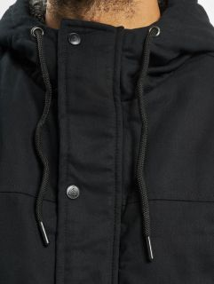 Just Rhyse / Winter Jacket Columbus in black