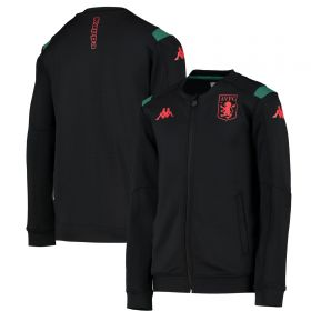 Aston Villa Third Anthem Jacket - Black - Kids