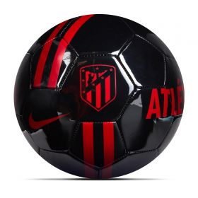 Atlético de Madrid Sports Football - Black