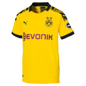BVB Home Shirt 2019-20 - Kids with Schmelzer 29 printing